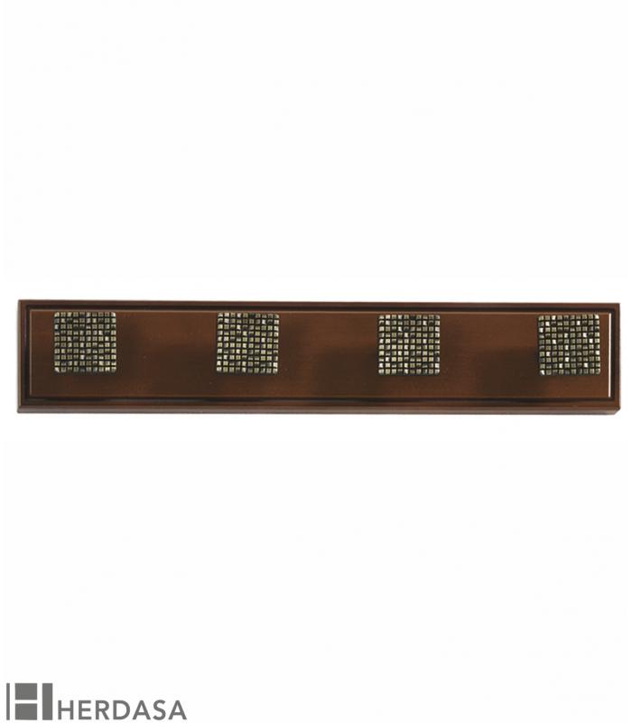 Mesa de cocina lorena madera mabri decor - Mesas de madera para cocina ...
