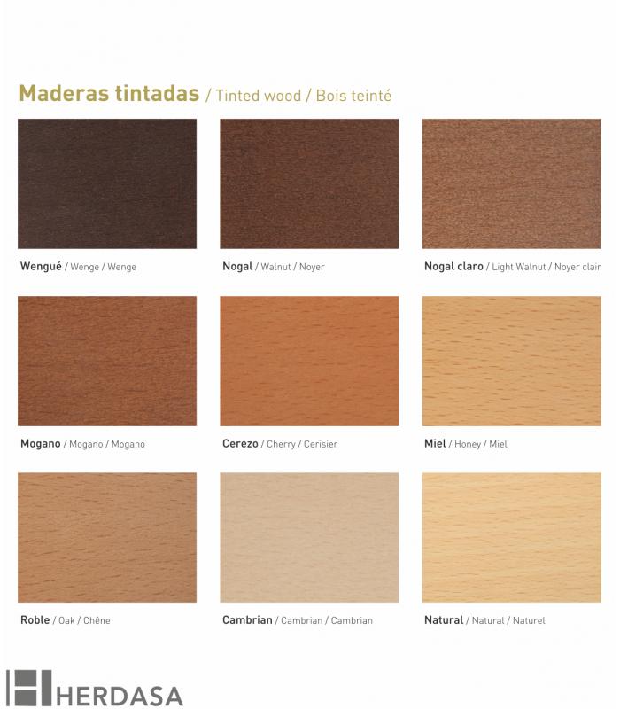 Mesa de cocina Isadora madera - Mabri decor