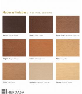 Mesa de cocina Isadora manual