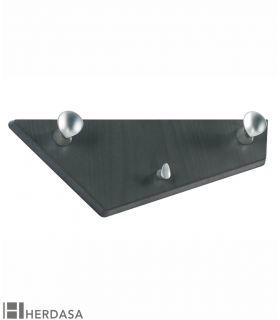 Perchero de pared Herdasa 236