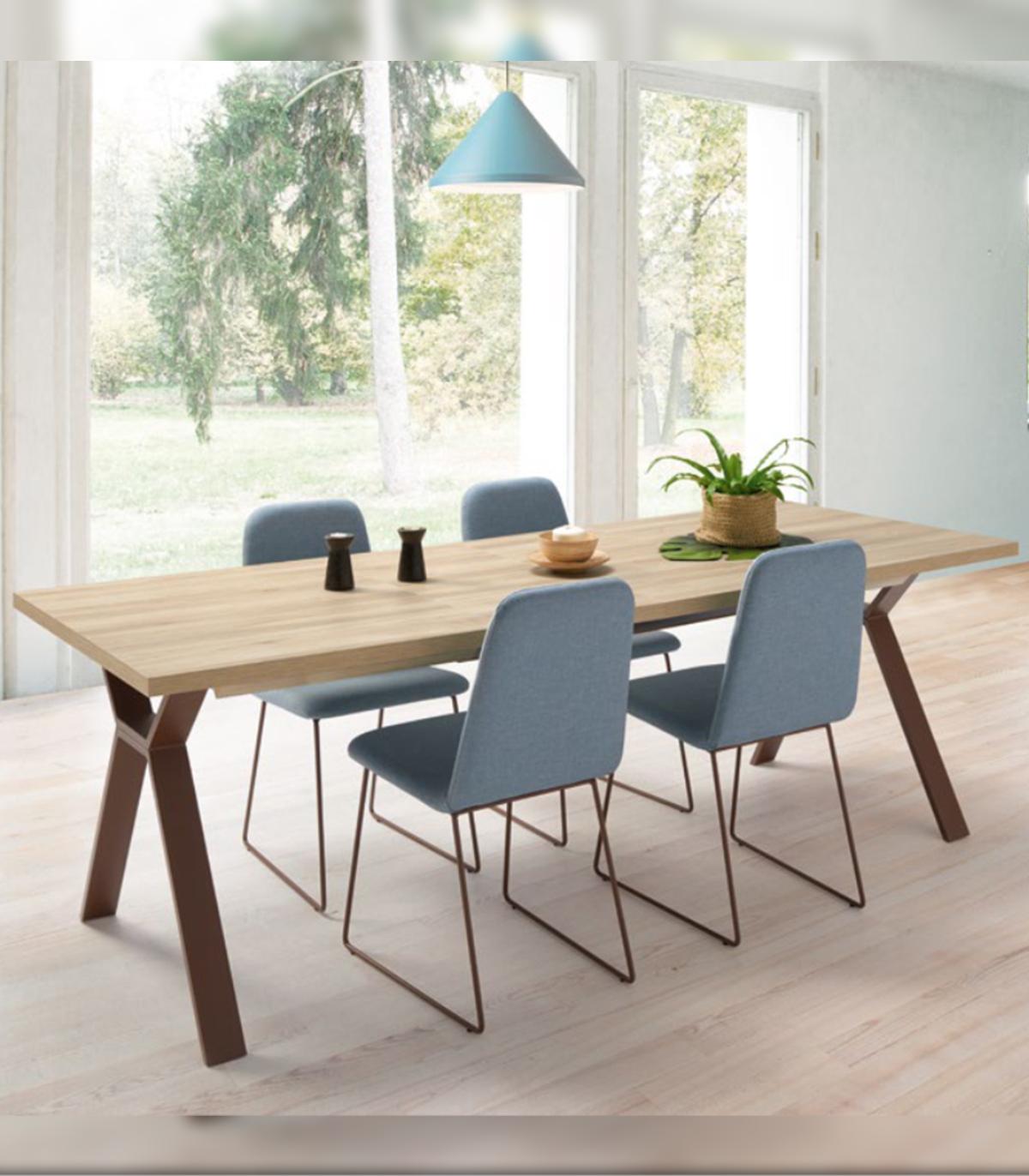 pack mesa comedor extensible y sillas